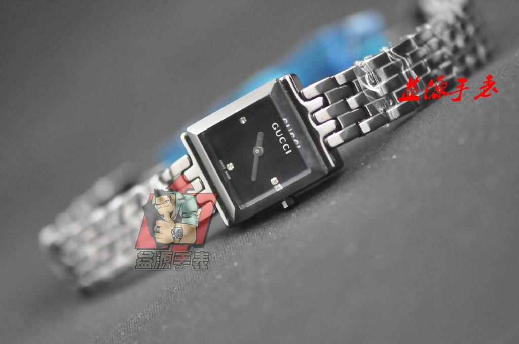 GUCCI Watch 01636 Men's All-steel Wristwatches
