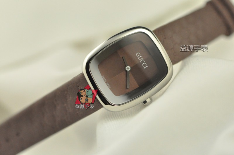 GUCCI Watch 01650 Men's All-steel Wristwatches
