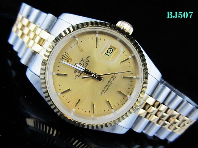 Rolex Watch 01706 Men's All-steel Wristwatches