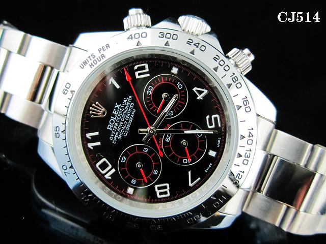 Rolex Watch 01712 Men's All-steel Wristwatches