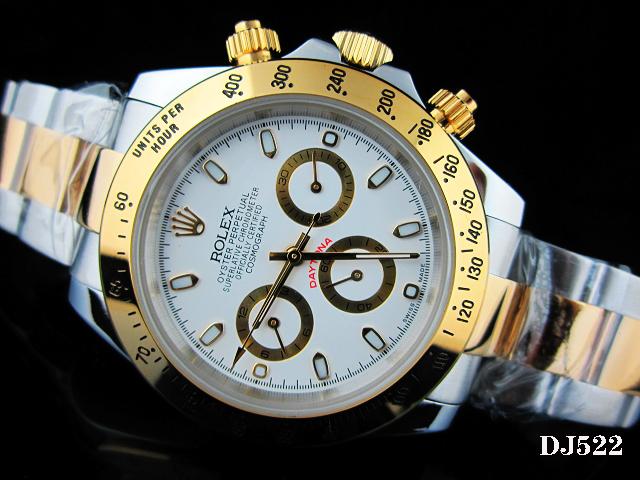 Rolex Watch 01717 Men's All-steel Wristwatches