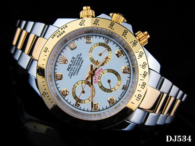 Rolex Watch 01723 Men's All-steel Wristwatches