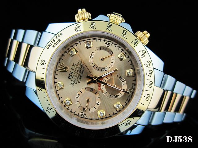 Rolex Watch 01727 Men's All-steel Wristwatches
