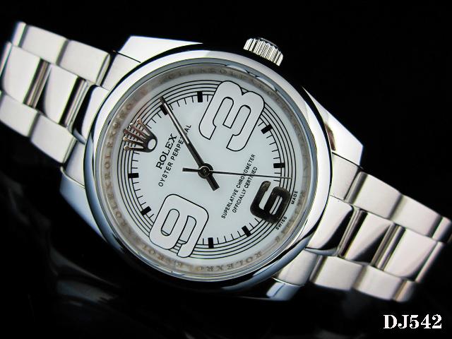 Rolex Watch 01731 Men's All-steel Wristwatches