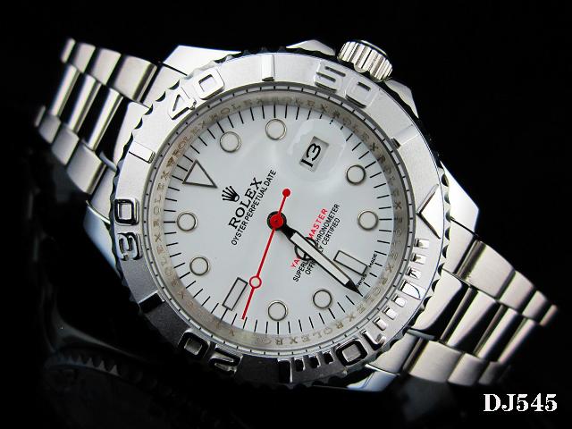 Rolex Watch 01734 Men's All-steel Wristwatches