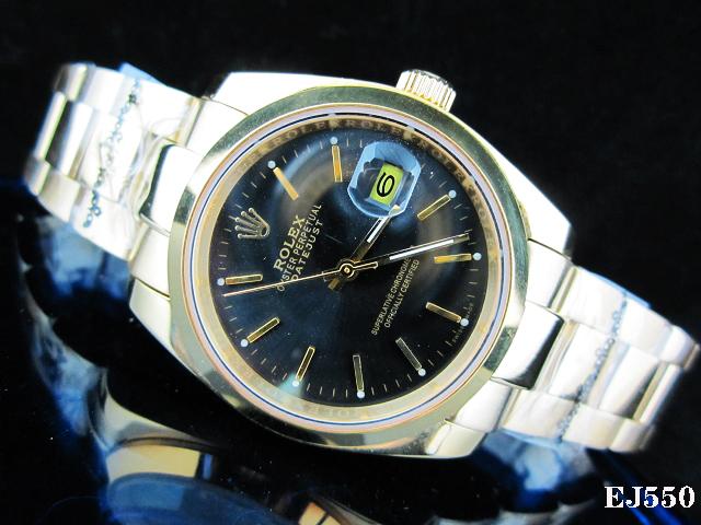 Rolex Watch 01739 Men's All-steel Wristwatches