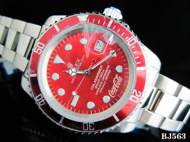 Rolex Watch 01750 Men's All-steel Wristwatches