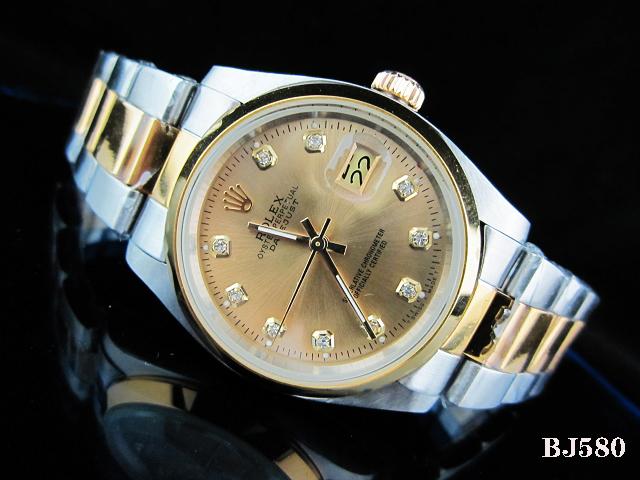 Rolex Watch 01767 Men's All-steel Wristwatches
