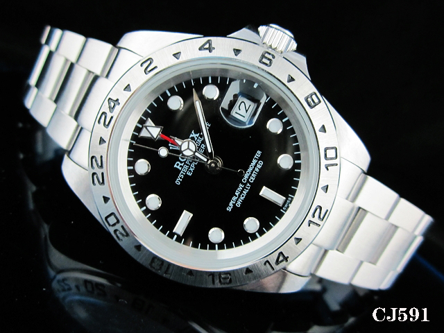 Rolex Watch 01778 Men's All-steel Wristwatches