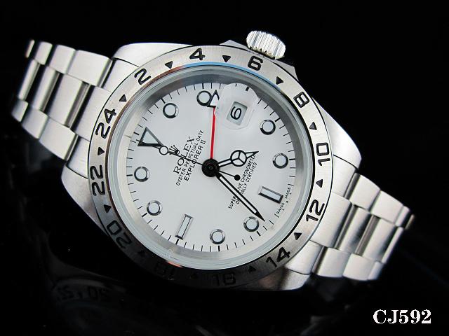 Rolex Watch 01779 Men's All-steel Wristwatches