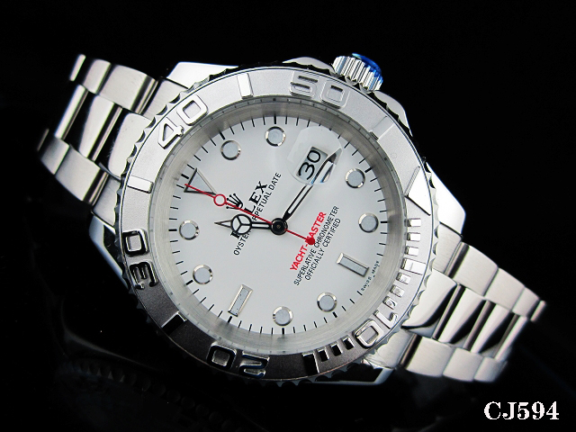 Rolex Watch 01781 Men's All-steel Wristwatches