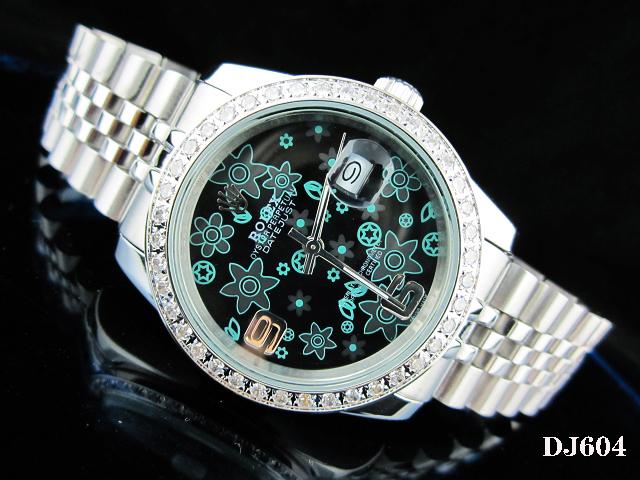 Rolex Watch 01791 Men's All-steel Wristwatches