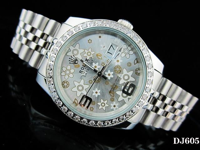 Rolex Watch 01792 Men's All-steel Wristwatches