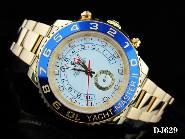 Rolex Watch 01812 Men's All-steel Wristwatches