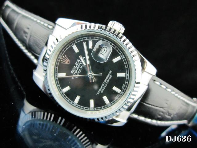Rolex Watch 01819 Men's All-steel Wristwatches