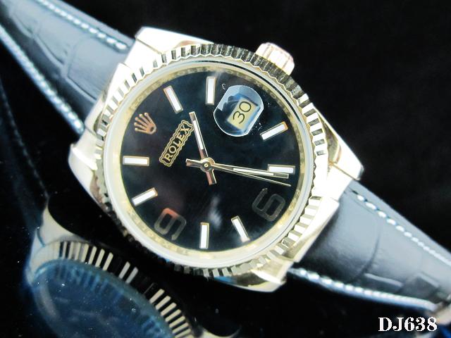 Rolex Watch 01821 Men's All-steel Wristwatches