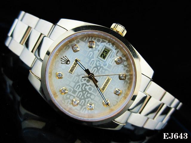 Rolex Watch 01826 Men's All-steel Wristwatches