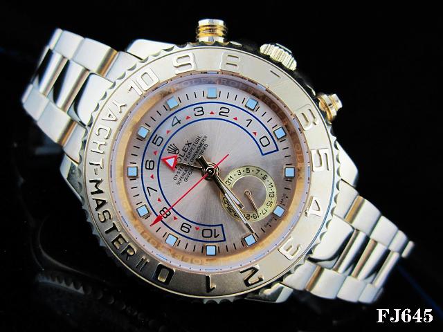 Rolex Watch 01828 Men's All-steel Wristwatches