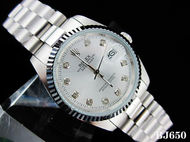 Rolex Watch 01832 Men's All-steel Wristwatches