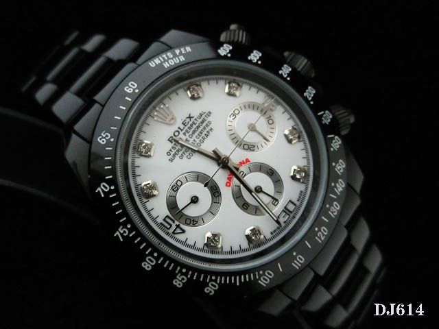 Rolex Watch 01842 Men's All-steel Wristwatches