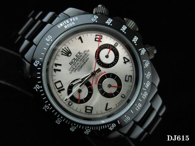 Rolex Watch 01843 Men's All-steel Wristwatches