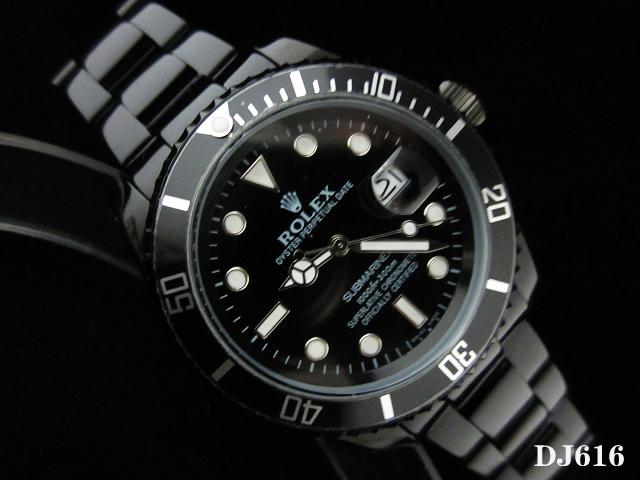 Rolex Watch 01845 Men's All-steel Wristwatches