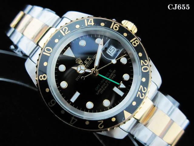 Rolex Watch 01847 Men's All-steel Wristwatches