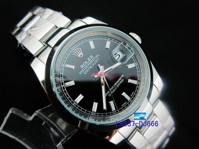 Rolex Watch 01858 Men's All-steel Wristwatches