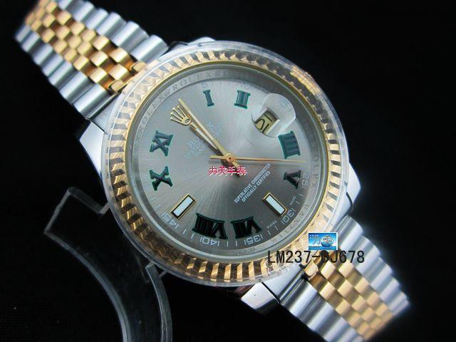 Rolex Watch 01870 Men's All-steel Wristwatches