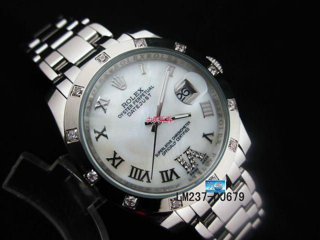 Rolex Watch 01871 Men's All-steel Wristwatches