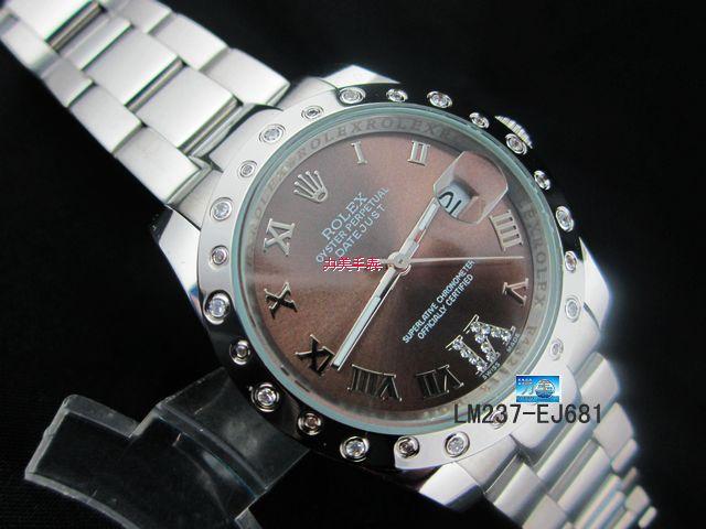 Rolex Watch 01873 Men's All-steel Wristwatches