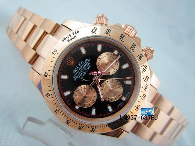 Rolex Watch 01879 Men's All-steel Wristwatches