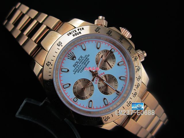 Rolex Watch 01880 Men's All-steel Wristwatches