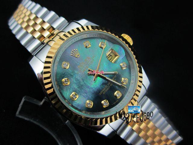 Rolex Watch 01882 Men's All-steel Wristwatches