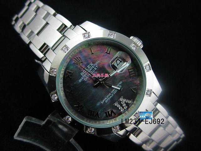 Rolex Watch 01884 Men's All-steel Wristwatches