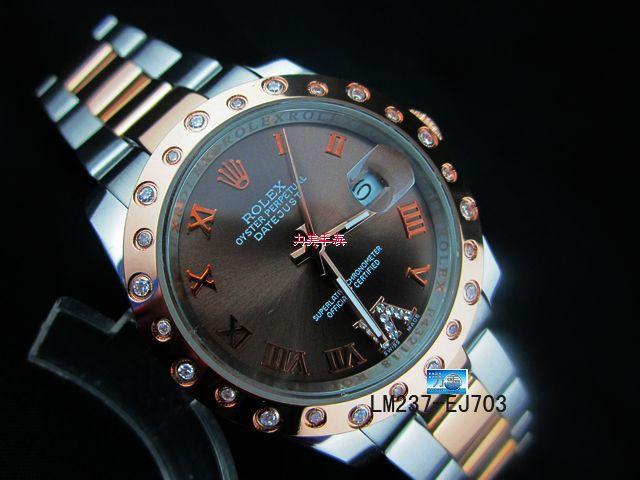 Rolex Watch 01894 Men's All-steel Wristwatches