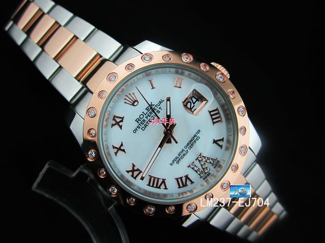 Rolex Watch 01895 Men's All-steel Wristwatches