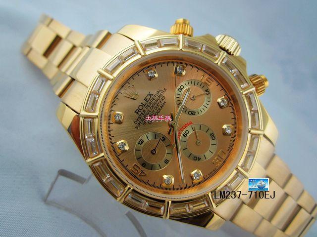 Rolex Watch 01901 Men's All-steel Wristwatches