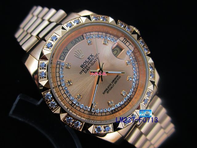 Rolex Watch 01905 Men's All-steel Wristwatches