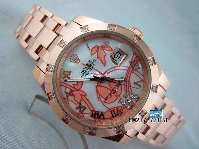 Rolex Watch 01913 Men's All-steel Wristwatches
