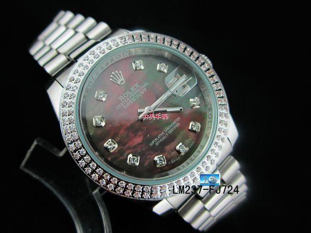 Rolex Watch 01916 Men's All-steel Wristwatches