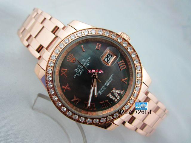Rolex Watch 01918 Men's All-steel Wristwatches