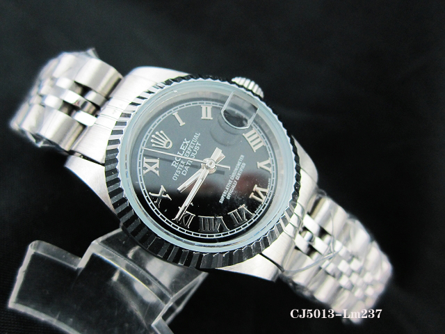 Rolex Watch 01922 Men's All-steel Wristwatches