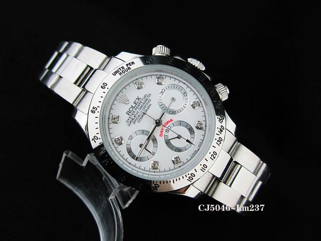 Rolex Watch 01928 Men's All-steel Wristwatches