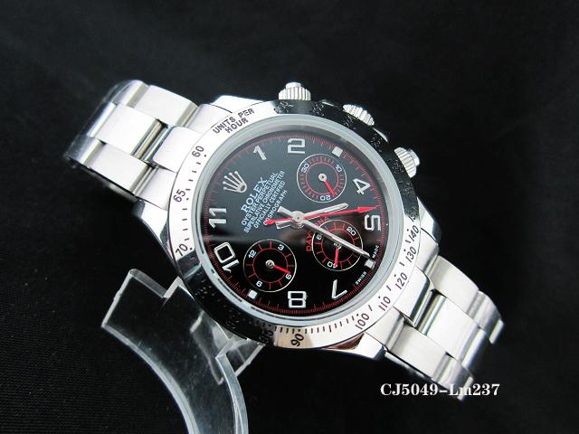 Rolex Watch 01931 Men's All-steel Wristwatches