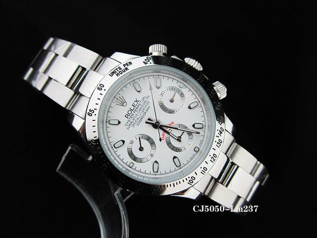 Rolex Watch 01932 Men's All-steel Wristwatches