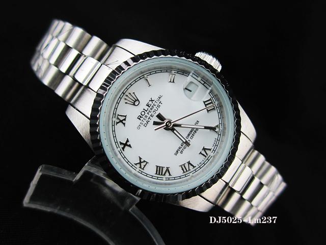 Rolex Watch 01940 Men's All-steel Wristwatches
