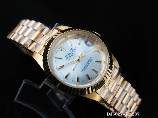 Rolex Watch 01942 Men's All-steel Wristwatches