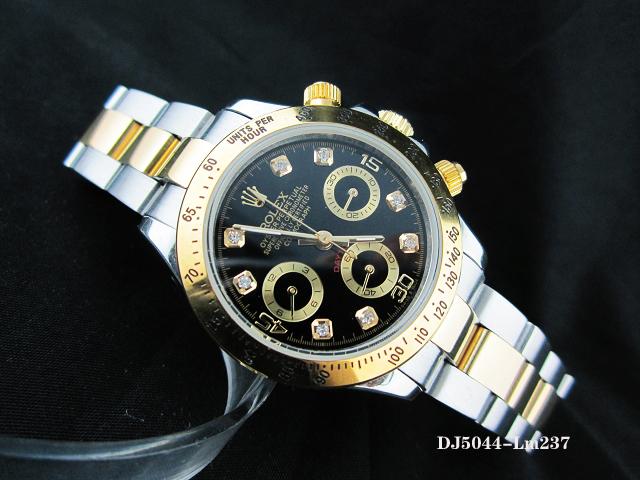 Rolex Watch 01959 Men's All-steel Wristwatches