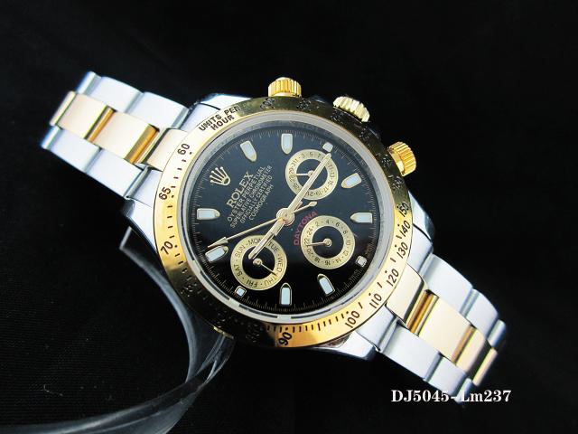Rolex Watch 01960 Men's All-steel Wristwatches